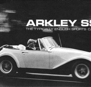 MG Midget and Austin Healey Sprite Arkley Body