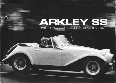 MG Midget and Austin Healey Sprite Arkley Body