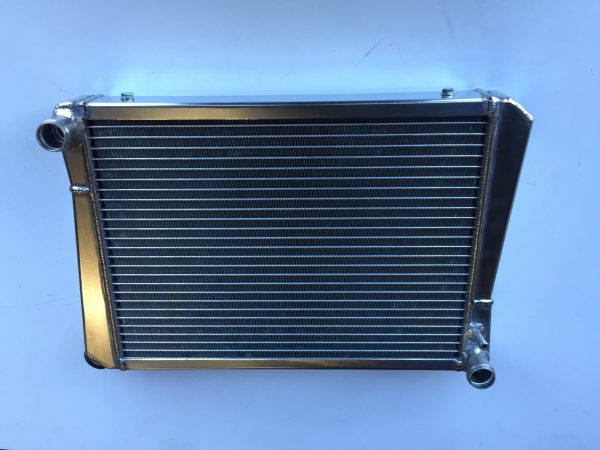 Alloy radiator for MG Midget and Austin Healey Sprite