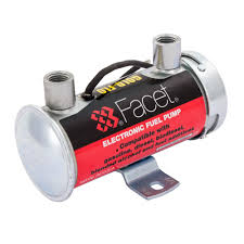 Facet' 6.5 psi electric fuel pump