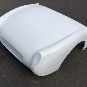 One piece fibreglass Frogeye