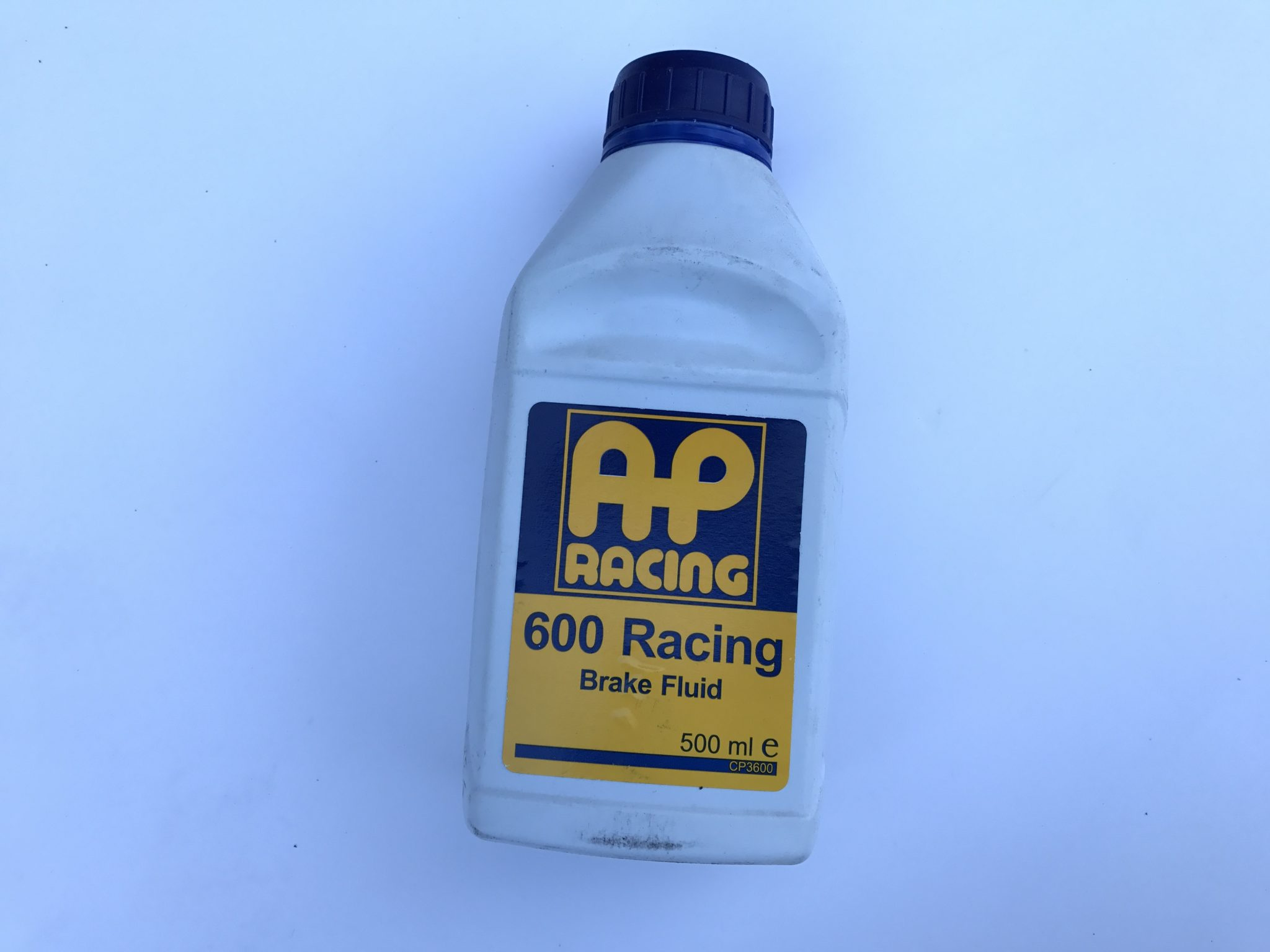 AP competition brake fluid (500ml)