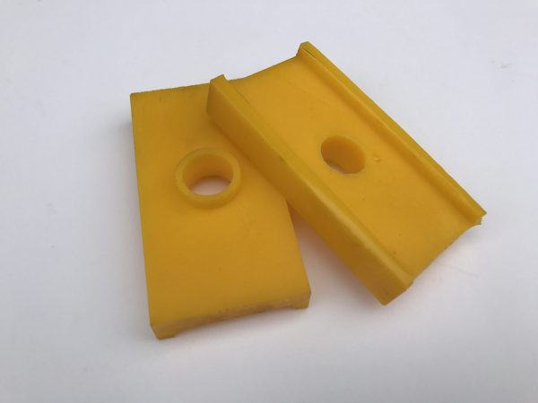 Midget and Sprite Polybush spring pad (set)