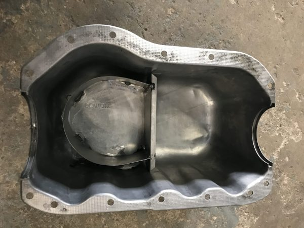 MG Midget and Austin Healey Sprite 1275 baffled sump