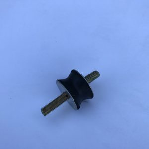 MG Midget and Austin Healey Sprite exhaust cotton reel mounting