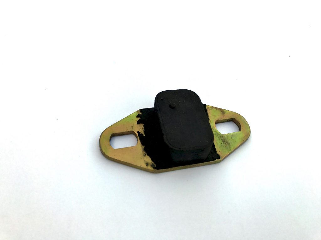 MG Midget and Austin Healey Sprite gearbox mounting pad