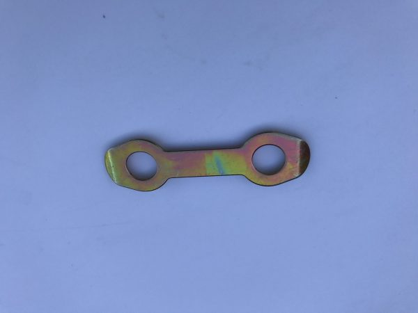 MG Midget and Austin Healey Sprite steering arm lock tab