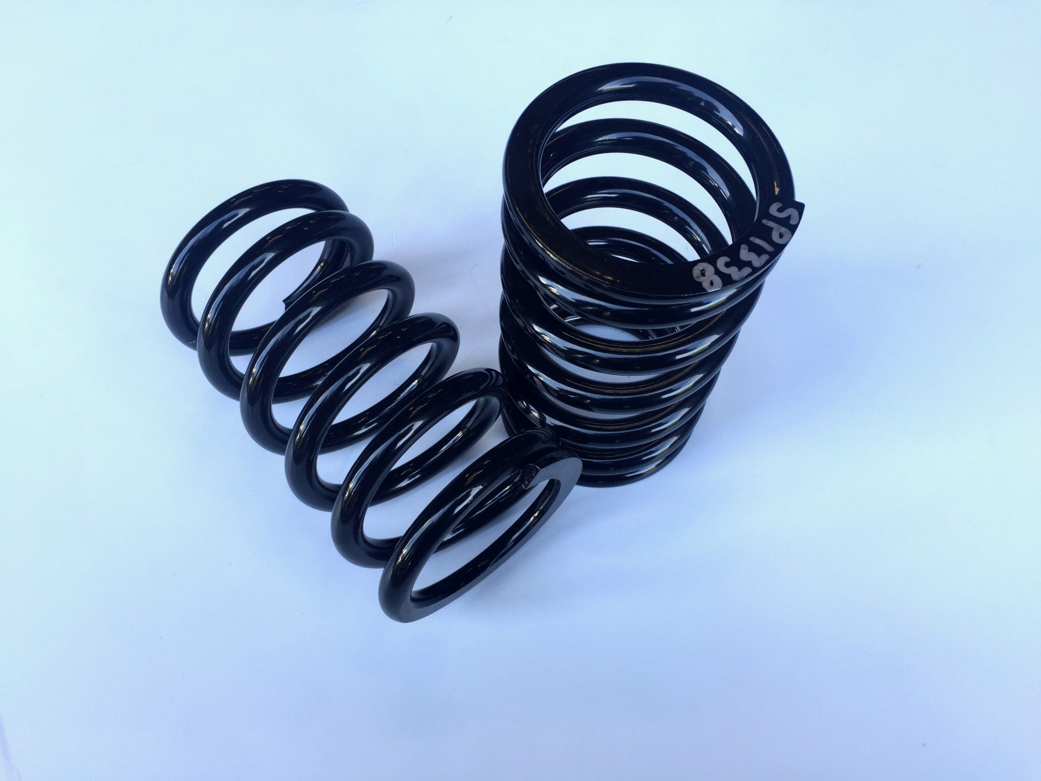 MG Midget or Austin healey Sprite Front Coil Springs