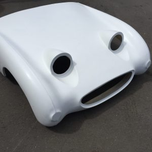 One piece Frogeye/ Bugeye fibreglass front