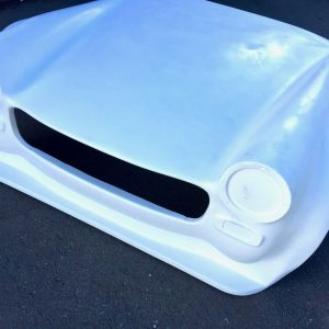 Wide arch 1 Piece Midget Front end