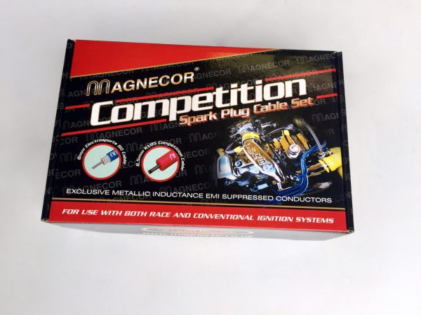 Magnecor lead set for MG Midget and Austin Healey Sprite