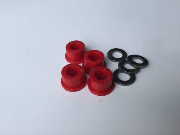 MG Midget and Austin Healey Sprite Top Trunnion Polybush Kit