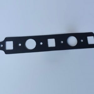 MG Midget and Austin Healey Sprite large bore competition manifold gasket