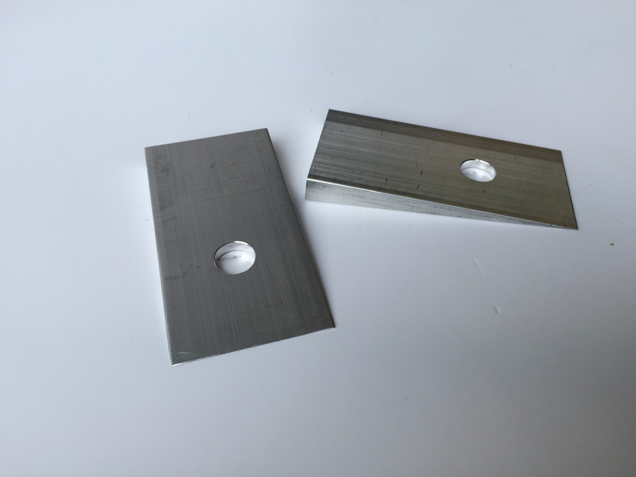 MG Midget andAustin Healey Sprite rear quarter elliptic lowering block kit