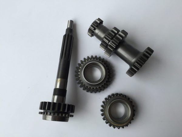 MG Midget and Austin Healey Sprite straight cut gear set