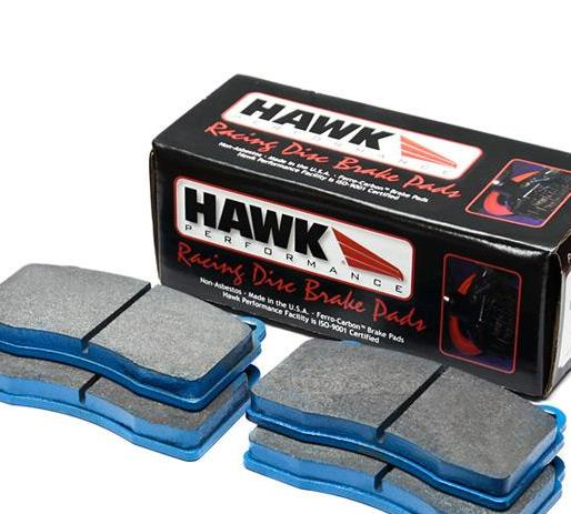 Hawk racing brake pads