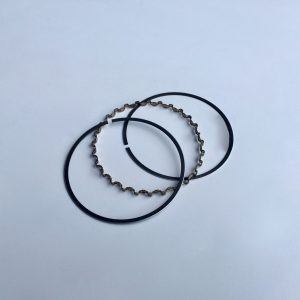 Genuine Omega piston rings for our range of diecast 1275-based Omega pistons only.