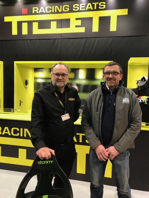 Peter May Engineering becomes authorised Tillett dealer