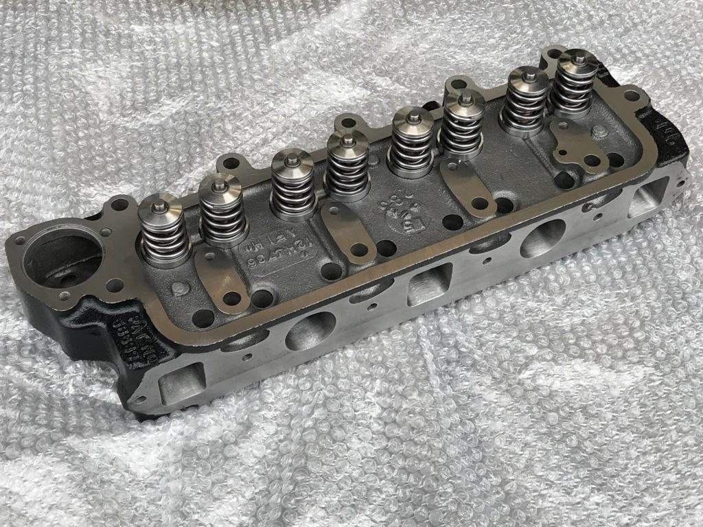 Full race MGB Cylinder head