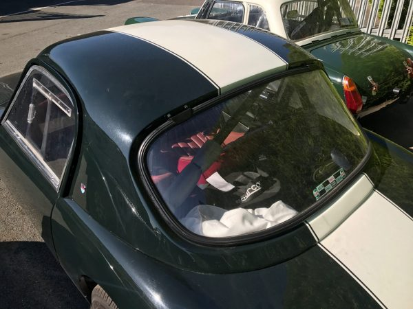 Sebring Sprite coupe fiberglass hardtop