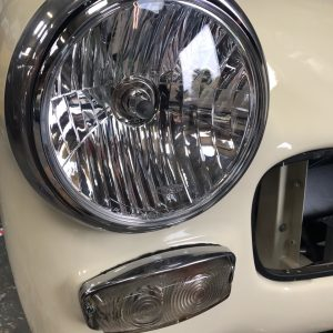 Headlamp Conversion Kit, Wipac halogen H4