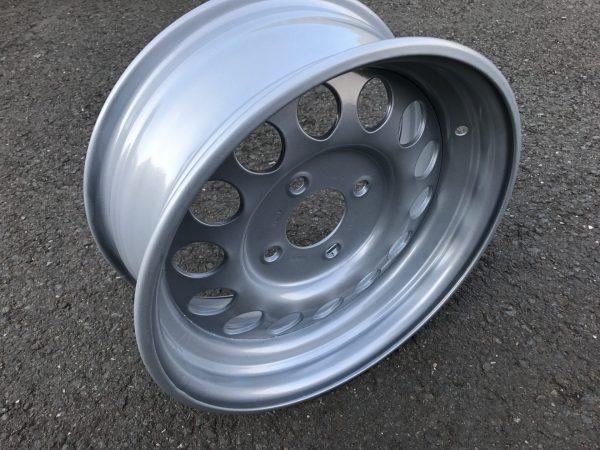 MG Midget steel Weller Wheel