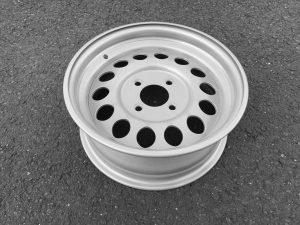 MG Midget Steel Wheel